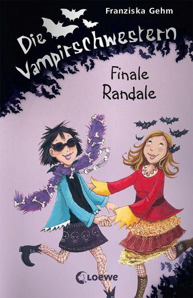 Buch-Reihe Die Vampirschwestern von Franziska Gehm