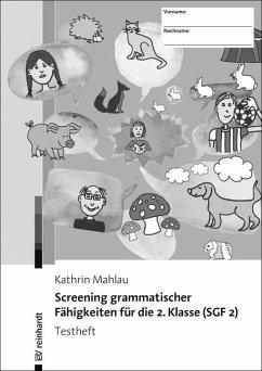 Screening grammatischer Fähigkeiten für die 2. ...