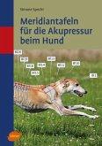 Meridiantafeln für die Akupressur beim Hund