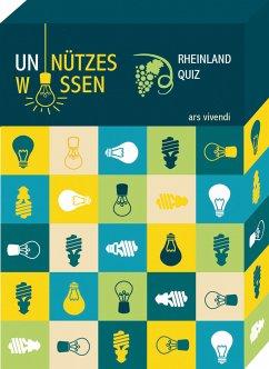 Unnützes Wissen (Spiel), Rheinland Quiz