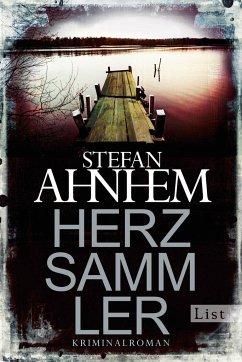Herzsammler / Fabian Risk Bd.2 - Ahnhem, Stefan