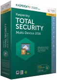 Kaspersky Total Security Multi-Device 2016 - Upgrade