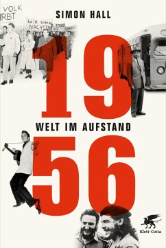 1956 (eBook, ePUB) - Hall, Simon