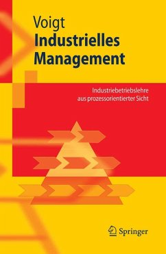 Industrielles Management (eBook, PDF) - Voigt, Kai-Ingo