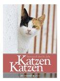 Wochenkalender Katzen Katzen - Literarisch durchs Jahr 2017