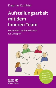 Aufstellungsarbeit mit dem Inneren Team (eBook, PDF) - Kumbier, Dagmar