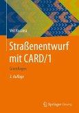 Straßenentwurf mit CARD/1 (eBook, PDF)