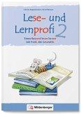Lese- und Lernprofi 2 - Schülerarbeitsheft - silbierte Ausgabe