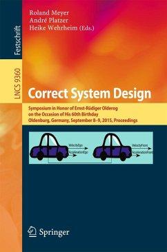 Correct System Design (eBook, PDF)