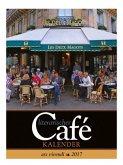 Literarischer Café-Kalender 2017