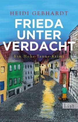 Buch-Reihe Hohe-Tanne-Krimi von Heidi Gebhardt