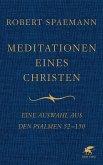 Meditationen eines Christen (eBook, ePUB)