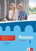 Pontes Gesamtband 1. Arbeitsheft mit Audio-CD