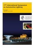 11th International Symposium on Automotive Lighting - ISAL 2015 - Proceedings of the Conference (eBook, PDF)