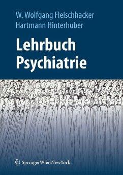 Lehrbuch Psychiatrie (eBook, PDF)