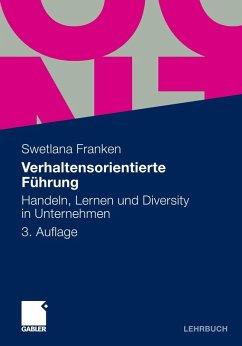 Verhaltensorientierte Führung (eBook, PDF) - Franken, Swetlana
