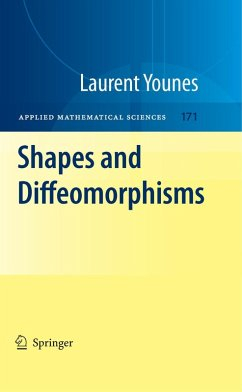 Shapes and Diffeomorphisms (eBook, PDF) - Younes, Laurent