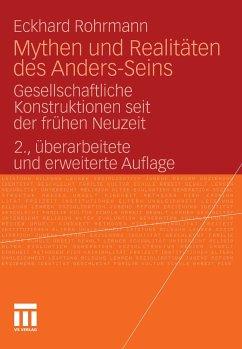 Mythen und Realitäten des Anders-Seins (eBook, PDF) - Rohrmann, Eckhard