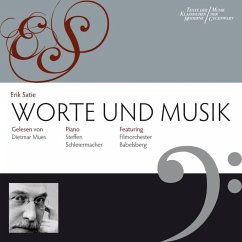 Erik Satie: Worte & Musik (MP3-Download)