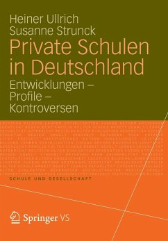 Private Schulen in Deutschland (eBook, PDF)