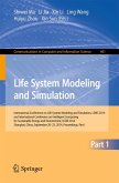 Life System Modeling and Simulation (eBook, PDF)