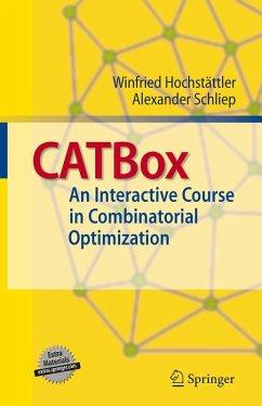 CATBox (eBook, PDF) - Hochstättler, Winfried; Schliep, Alexander
