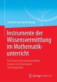Instrumente der Wissensvermittlung im Mathematikunterricht (eBook, PDF)