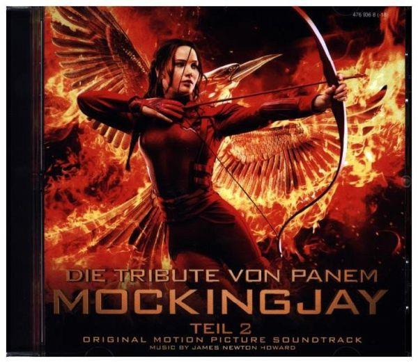 Die tribute von panem mockingjay teil 2 cd for Die tribute von panem 2