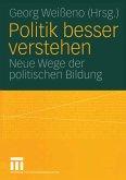 Politik besser verstehen (eBook, PDF)
