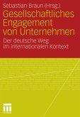 Gesellschaftliches Engagement von Unternehmen (eBook, PDF)
