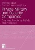 Private Military and Security Companies (eBook, PDF)