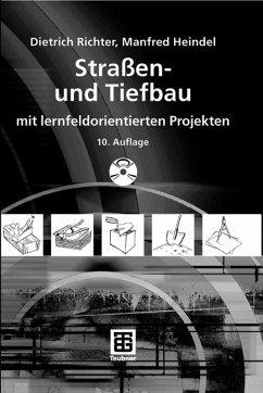 Straßen- und Tiefbau (eBook, PDF) - Richter, Dietrich; Heindel, Manfred