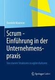 Scrum - Einführung in der Unternehmenspraxis (eBook, PDF)