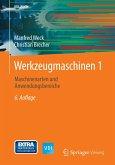 Werkzeugmaschinen 1 (eBook, PDF)