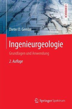 Ingenieurgeologie (eBook, PDF) - Genske, Dieter D.