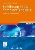 Einführung in die Komplexe Analysis (eBook, PDF)