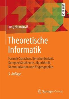 Theoretische Informatik (eBook, PDF) - Hromkovič, Juraj