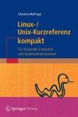 Linux-Unix-Kurzreferenz (eBook, PDF)