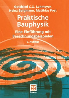 Praktische Bauphysik (eBook, PDF)