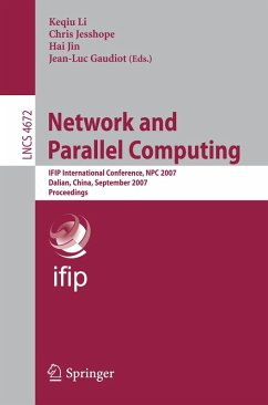 Network and Parallel Computing (eBook, PDF)