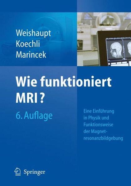 Wie Funktioniert Mri Ebook Pdf Von Dominik Weishaupt Victor D