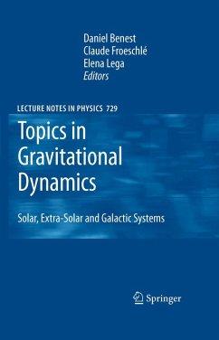 Topics in Gravitational Dynamics (eBook, PDF)