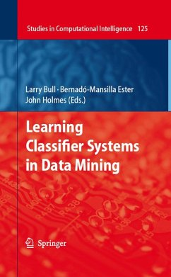 Learning Classifier Systems in Data Mining (eBook, PDF)