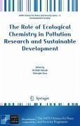 The Role of Ecological Chemistry in Pollution Research and Sustainable Development (eBook, PDF)