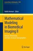 Mathematical Modeling in Biomedical Imaging II (eBook, PDF)