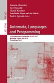 Automata, Languages and Programming (eBook, PDF)