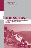 Middleware 2007 (eBook, PDF)