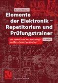 Elemente der Elektronik - Repetitorium und Prüfungstrainer (eBook, PDF)