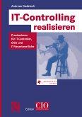IT-Controlling realisieren (eBook, PDF)