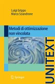 Metodi di ottimizzazione non vincolata (eBook, PDF)